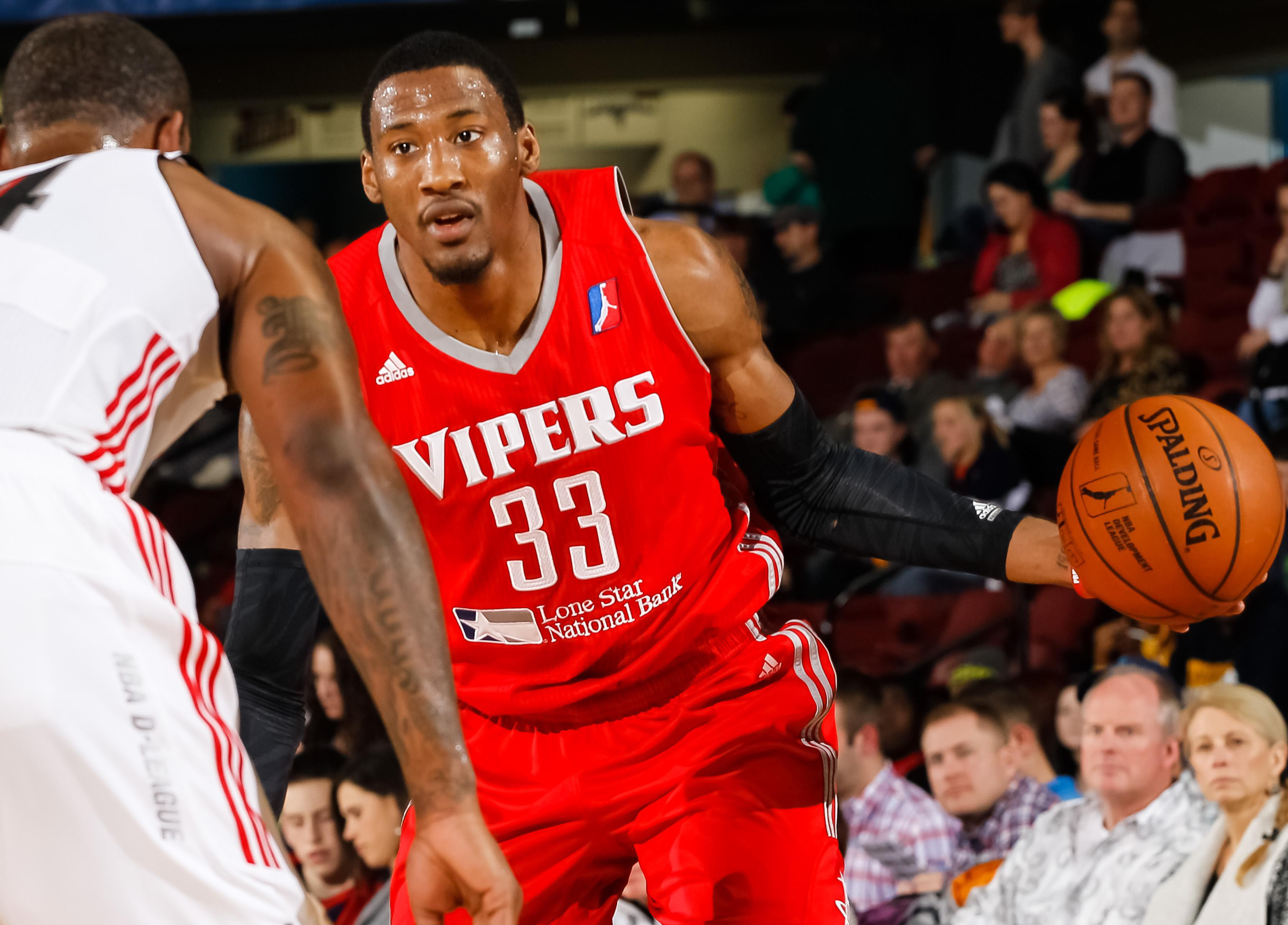 Robert Covington D-League drives